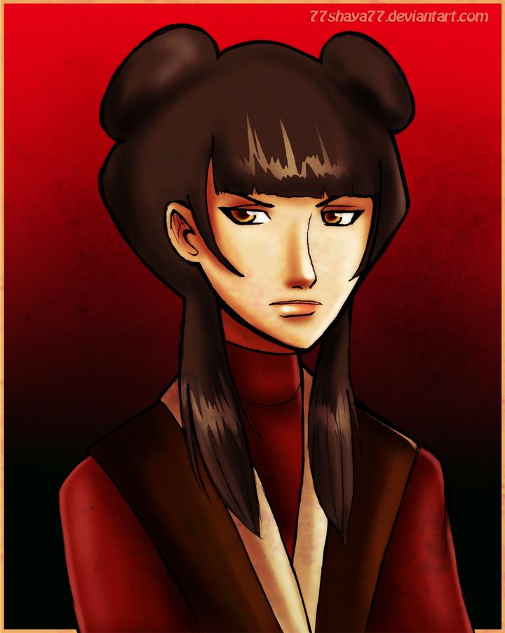 Картинки мэй из аватар легенда об аанге